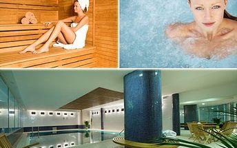 40% sleva na 90minutový pobyt v hotelovém wellness – vířivka, sauna, bazén! Relaxujte přímo v centru Prahy, na Václavském náměstí!