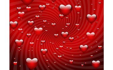 Svatý Valentýn celý únor v Praze ve 4* hotelu EXPO na 3 dny . . . jen za 2820,-