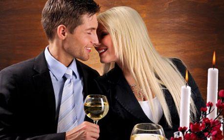 Pánové, ukažte, že jste frajeři! Vezměte partnerku na valentýnskou večeři. 46% sleva na večeři pro 2 osoby- 180g VEPŘOVÉ PANENKY na grilu s grilovanou zeleninou a 0,7 l láhev bílého vína v centru Českých Budějovic.