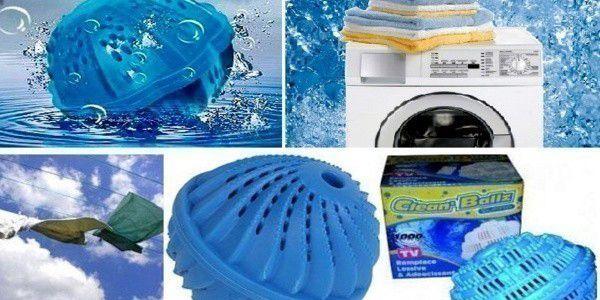 Kouzelná prací koule Magic Clean Ballz pro efektivnější a ekologičtější praní bez pracího prášku za skvělou cenu 59 Kč! Perte šetrnějším způsobem se slevou 76%!