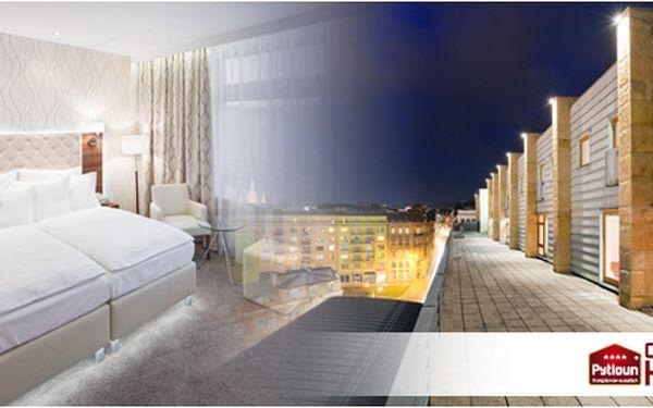 Vychutnejte si TŘÍDENNÍ perfektní komfort v NEJNOVĚJŠÍM LUXUSNÍM hotelu v centru Liberce se slevu 40%