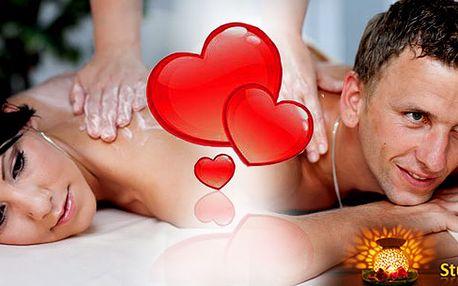 Valentýnský dárkový poukaz na masáž dle vlastního výběru v hodnotě Kč 500,- darujte to pravé, co si Vaše druhá polovička přeje!! Poukazy je možné sčítat!!