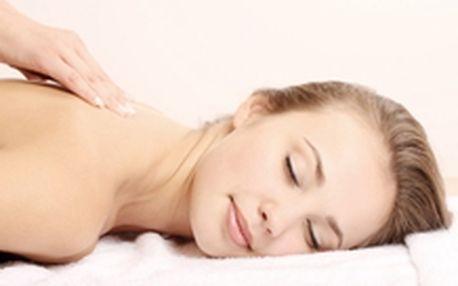 199 Kč místo 600 Kč - Regenerace těla a mysli! 60 minut antistresové, rekondiční a relaxační masáže se slevou 67 %