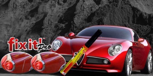 Zbavte se škrábanců na Vašem autě rychlým a jednoduchým způsobem - s korekční tužkou FIX IT PRO! V dárkovém balení s dvěma náhradními hroty jen za 39 Kč!