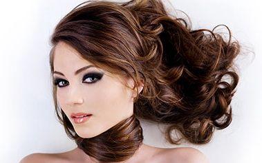 Získejte svěží vizáž! Změňte svůj účes a nechte vyniknout tvář. 50% sleva na dámský střih a keratinový zábal včetně mytí i foukané.