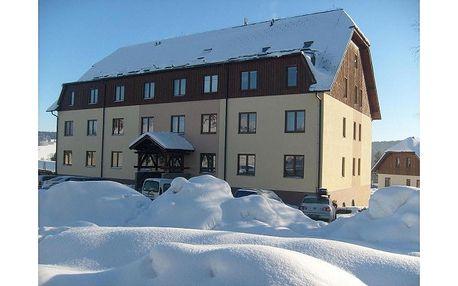 Týdenní pronájem apartmánu až pro 4 osoby v Borové Ladě na Šumavě za pouhých . . 2940,-