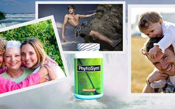 PhytoSym 100% přírodní, 60-ti denní očistná kůra jen za 999,- Kč