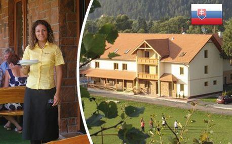 Športovo-relaxačný pobyt pre 2 osoby na 3 dni v penzióne LARION v Kráľovej Lehote - oblasť LIPTOV len za 53€! Užite si lyžovačku alebo jarný pobyt v rodinnom penzióne s výbornou kuchyňou a množstvom služieb!