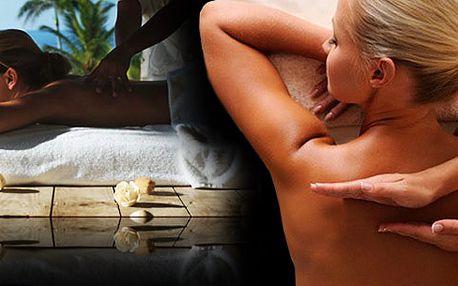 Hodinová masáž - masáž klasická, reflexní, relaxační, aroma masáž, a s prvky tradiční čínské medicíny