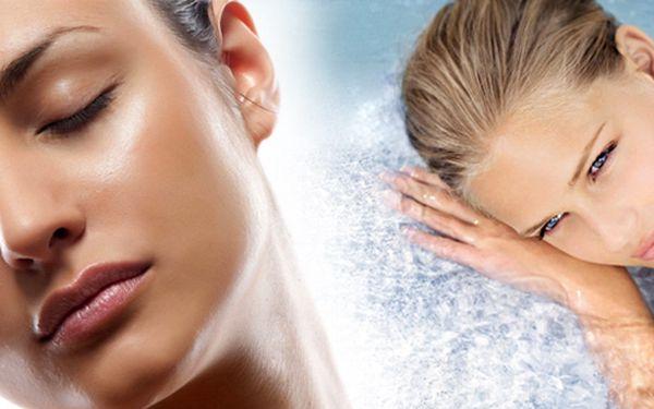 Luxusní kompletní kosmetické ošetření za pouhých 345KČ včetně odlíčeni,peelingu , masku, masáž, úpravu obočí a mikromasáž očního okolí se slevou 50%.