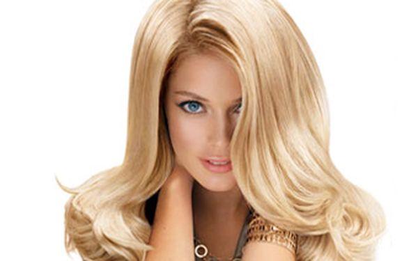 Jedinečný kadeřnický balíček pro dámy za skvělou cenu 599 Kč! Nechejte si udělat novou barvu nebo melír, střih, foukanou a závěrečný styling s krásnou slevou 50 %! Svěřte své vlasy do rukou profesionálů a využijte této akce ke změně vaší vizáže!