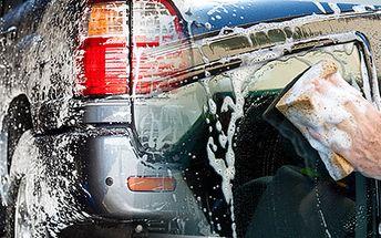 149 Kč za ruční mytí karoserie, vosk, sušení, atd. Precizní mytí a ošetření vozidla nejen pro zimní období se slevou 50 %!
