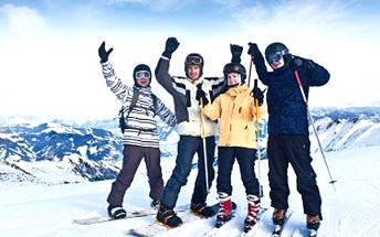 Ovládejte lyže i snowboard na jedničku, po našich kurzech za chviličku. 43% sleva na kurz snowboardingu nebo lyžování- carving nebo skating na běžeckých lyžích. Vyberte si kurz podle sebe, čeká Vás 15 hodin intenzivní výuky.