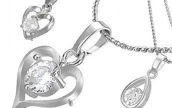 Kupte krásný skvost. S těmito šperky budete kost. 62% sleva na 3 krásné šperky včetně dárkové krabičky.