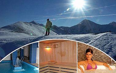 Oddechujte a nové síly načerpejte, v Tatrách při lyžování si užívejte. 50% sleva na pobyt pro 2 osoby na 2 noci s polopenzí, vstup do bazénu, sauny, masáž a 1x za pobyt rašelinový zábal, perličková/ mořská koupel.