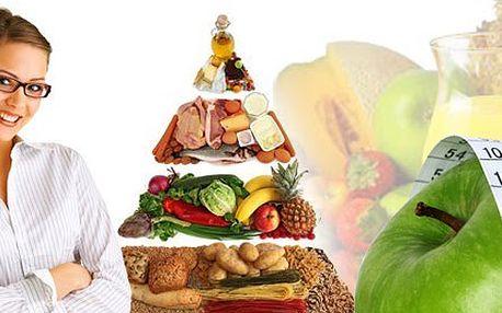 Hodinová konzultace s poradcem pro aktivní životní styl! Hubněte efektivně a zdravě se slevou 61 %