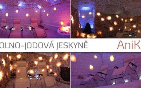 445 Kč za romantickou noc v solné jeskyni AniKa. Přijďte si odpočinout, můžete prožít až 12 hodin úžasné a zdravé terapie. Nevšední zážitek a HyperSleva 51 %.
