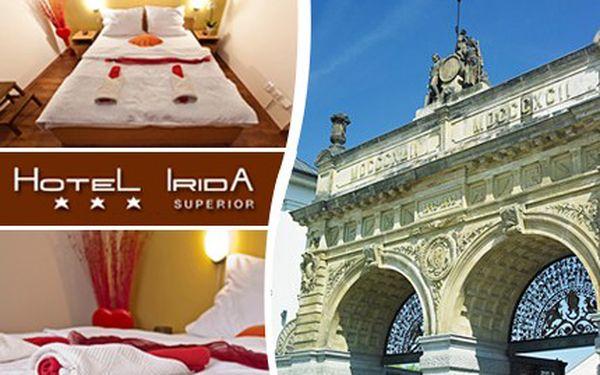 Načerpejte novou sílu a elán! Pobyt pro DVA s wellness je skvělý plán. 45% sleva na pobyt pro 2 osoby na 2 noci s večeří, wellness a welcome drinkem. Užijte si romantický balíček Hotelu Irida.