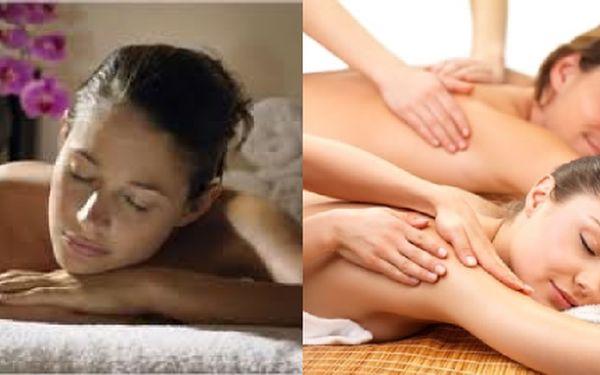 Relax days pro dva! Hodinová luxusní péče pro dvě osoby – luxusní kosmetické hýčkání z kalifornie včetně ultrazvukové masáže obličeje a líčení a skvělá masáž dle výběru, vše jen za 651,-. Tip na valentýnský poukaz!