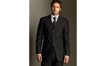 Ručně šitý pánský oblek dvoudílný se SLEVOU 50% za bezkonkurenční cenu 11 950,-
