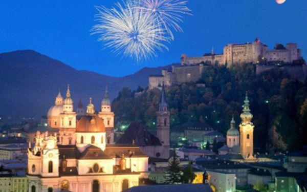Zažijte 4* luxus v centru historického Salzburgu od 3699 Kč. 3 nebo 4 dny pro DVĚ osoby včetně bohatého snídaňového bufetu!Nechte se unášet krásou rodného města W.A. Mozarta, nebo si užijte nákupy v jednom z největších outlet center v Evropě.