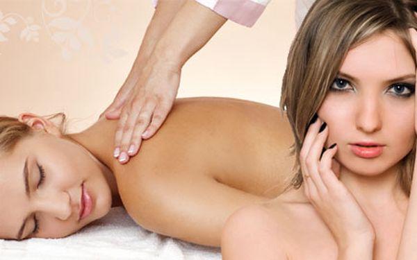 249 Kč za hodinovou aromatickou masáž celého těla. Nebo rašelinový zábal či aroma masáž zad za 99 Kč!