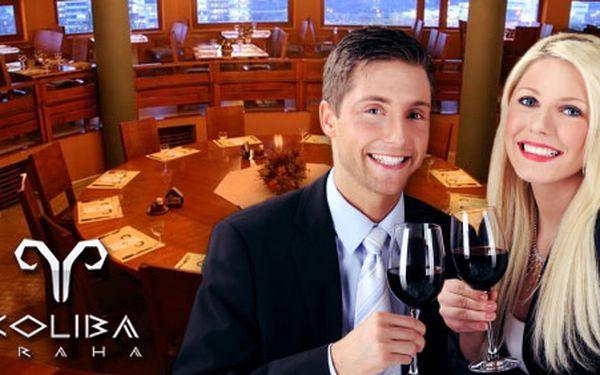 Hostina pro dva za krásnou cenu 399 Kč díky HyperSlevě 52 %. Pochutnejte si na výborném menu s někým, s kým vám je dobře, v pražské stylové restauraci Koliba.
