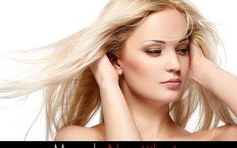 Účes přímo od vizážistky VIP osobností! Vlasový peeling, mytí, regenerace, střih, foukaná a styling! Navíc možnost barvy se slevou!