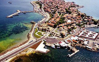 FIRST MINUTE do BULHARSKA na 12 dní v 3* hoteli Santorini s raňajkami od CK FENÍCIA! Odlet z KE 22.6. 2012! V predaji len 8 CityKupónov! Len teraz zľava 33%!