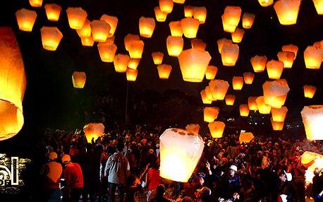 Znáte tradiční lampionky štěstí ? Máme pro Vás speciální nabídku! 5 kusů lampionů štěstí v sadě pro jakoukoli oslavu za neuvěřitelnou cenu!!