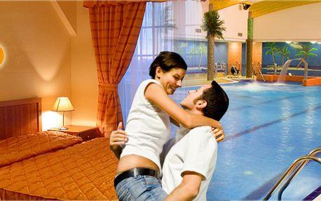 Luxusní třídenní pobyt pro dva včetně polopenze, volného vstupu do bazén a sportovních aktivit ve wellness hotelu Step**** v Praze!