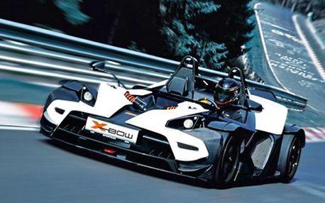Usedněte za volant auta snů. Už jste jeli 200 km/h v supersportu? Řízení supersportovních aut na okruhu Speedway Blatná. Výběr z aut jako Porsche TURBO, BMW či Nissan.