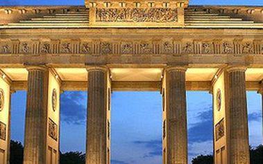 Poznávací jednodenní zájezd do hlavního města Německa - Berlína. Odjezd i návrat v sobotu 19. května