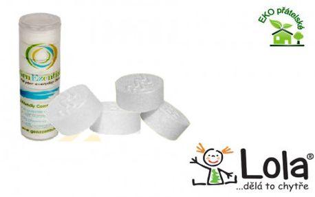 !!! Naprostá novinka !!! Utěrky v tabletách za úžasných 57,- Kč. Zajímavé a praktické řešení domácích starostí.
