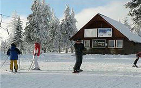 4denní pobytový balíček v horském hotelu Javor*** v centru Krkonoš se slevou 50% - platnost až do prosince 2012