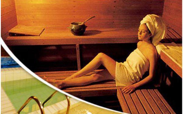 60-ti minutový vstup do sauny - voucher pro jednu osobu. Vyžeňte zimu z těla v dnešním mrazivém počasí!