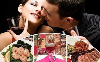 Na španělském menu si pochutnejte a Valentýna si ve dvou užívejte. 4-chodové zimní menu pro dva v luxusní restauraci Española s 50% slevou.