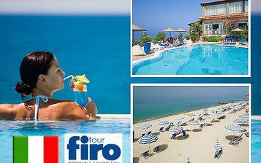 FIRST MINUTE na 8 dní do talianskej KALÁBRIE so službami ALL INCLUSIVE do 4* hotela Baia Tropea! Zariaďte si už teraz luxusnú dovolenku od CK FIRO Tour! Výlet na Stromboli pre prvých 200 klientov!