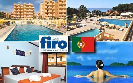 Valentínsky FIRST MINUTE na 11 alebo 12 dní do Portugalska so službami ALL INCLUSIVE v hoteli Luna Falésia Mar***+! Prekvapte svoju lásku luxusnou dovolenkou od CK Firo Tour! Odlety z BA aj KE len teraz s 30% zľavou!