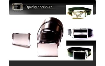 Luxusní kožený opasek se zapalovačem – vychytávka, jež potěší každého. Skvělý tip na dárek – k dostání šest druhů! Originální pozornost!