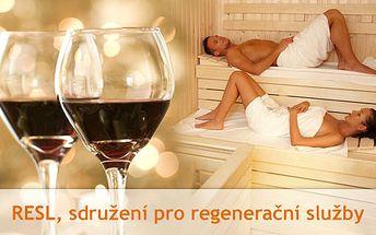 Valentýnský přípitek v sauně! Dvě hodiny prohřívání v sauně na Zeleném za 399Kč. Rozpalte se s 50% slevou. Načerpejte sílu a energii se svým miláčkem!