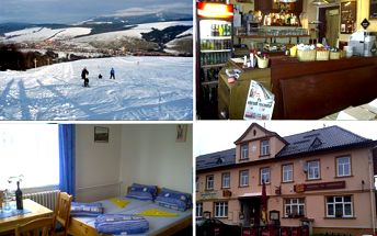 Užijte si ve dvou pohodový víkend v Lužických horách jen za 1485 Kč!