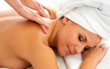 Klasická masáž celého těla v délce 60 minut za skvělých 350 Kč! Věnujte dárkový kupón nebo sami využijte služeb masážního studia. Dopřejte svému tělu pozornost,kterou si zaslouží. Pomoc od bolesti zad, svalů a páteře s úžasnou slevou 57 %!