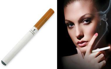 ELEKTRONICKÁ E-CIGARETA a k ní 10 náplní zdarma! Pouze za neuvěřitelných 270 Kč vč. POŠTOVNÉHO. Jedinečná nabídka pro všechny kuřáky!