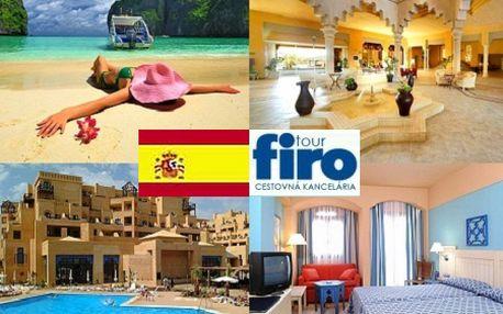 First minute na 11 alebo 12 dní do andalúzie so službami all inclusive do 4* hotela iberostar isla canela! Luxusná dovolenka od ck firo tour! Odlety z ba a ke!