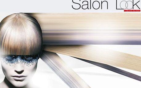 Čtyřhodinový BALÍČEK KRÁSY! Kompletní kosmetické ošetření s masáží , vlasová lázeň, střih, foukaná, omlazení, parafínový zábal na ruce, líčení ...
