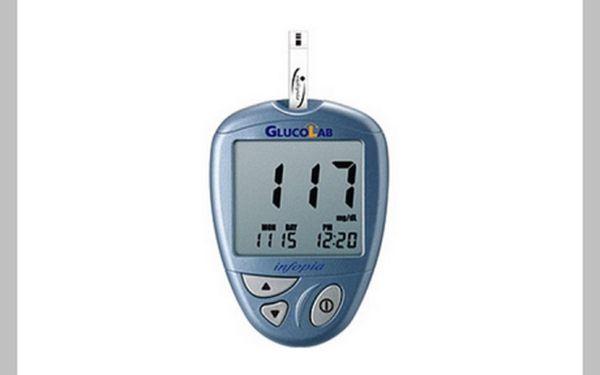 499 Kč za glukometr + 25 testovacích proužků – pro všechny ohrožené cukrovkou! Velmi výhodná nabídka se slevou 60%! Spolu s kvalitním glukometrem dostanete 25 ks testovacích proužků. To vše v elegantní sadě. Změřte si hladinu cukru, zobrazení výsledku již do 5 sekund!