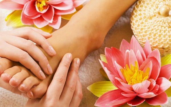 Hodinová reflexní masáž chodidel s 50% slevou za pouhých 275 Kč. Dodejte svému tělu životní energii a posílíte imunitní systém a samoléčicí schopnost těla, odbourá fyzické či psychické bloky. Nechte si pomoci od zdravotních problémů, které Vás sužují.