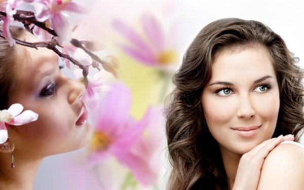 Kosmetické ošetření pleti moderními kosmetickými přípravky včetně nalíčení za krásných 270 Kč! V ceně navíc poradenství v následné domácí péči + další návševy pro kontrolu hydratace pleti na ultrazvukové sondě ZDARMA!