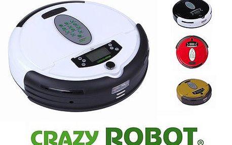 Ideální pomocník pro úklid - robotický vysavač! Luxování hrou anebo od nynějška za vás uklízí robot.
